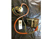 Nos VINTAGE RS RADIO SPARES TAG STRIP BOARD 1 x Piece MXZ990