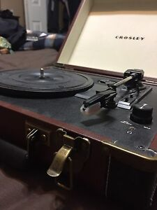 Crosley Executive Turntable/Record Player