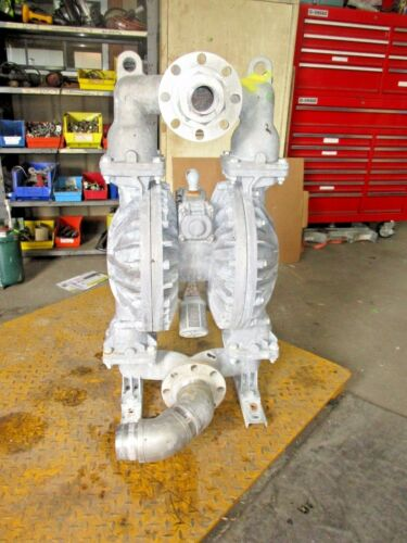 "3"" ALUMINUM DIAPHRAGM PUMP, #423920J USED"