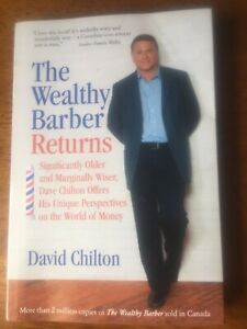 The wealthy barber returns book