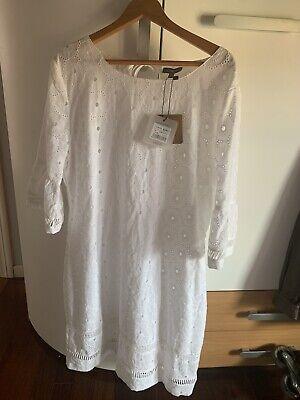 Vestido Blanco Surkana