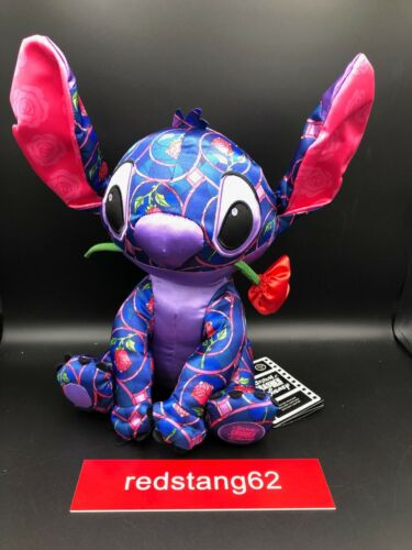 Stitch Crashes Disney BEAUTY AND THE BEAST Stuffed Plush Series 1 of 12 Belle