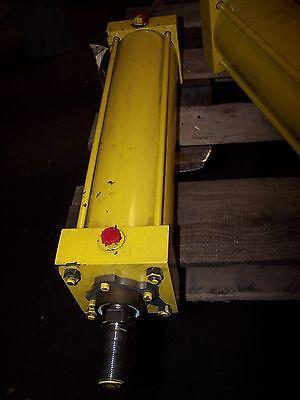 New Hydraulic Cylinder 16 Stroke 2 Bore 1 Threaded Shaft