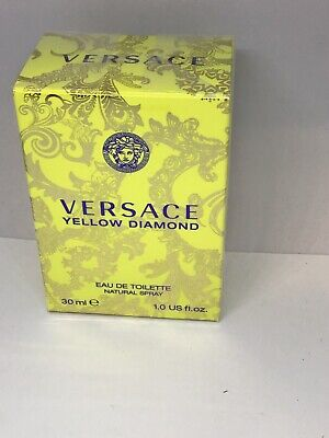 Versace Yellow Diamond 30ml EDT spray, Brand new, Sealed