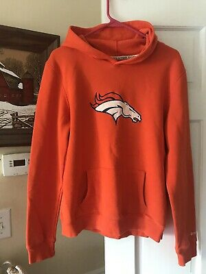 denver broncos womens hooded sweatshirt Denver Broncos Womens Sweatshirts
