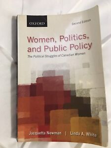 POL 501 - Women, Politics, and Public Policy 2nd Edition