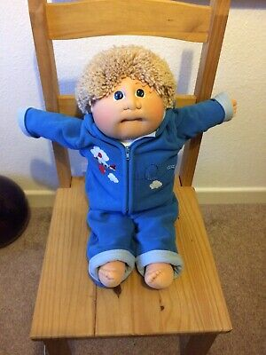Soft Sculpture Cabbage Patch Kid Limited Edition Truett Kid 26in 2007 Very Rare segunda mano  Embacar hacia Spain