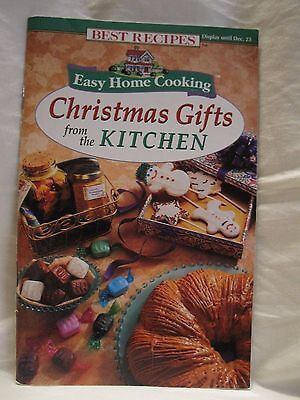 Best Recipes Easy Home Cooking Christmas Gifts From The Kitchen December