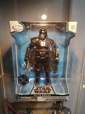 Star Wars Elite Series Imperial Death Trooper Die Cast Action Figure Disney