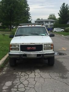 CMC 3500 for sell or trade for dirt bike