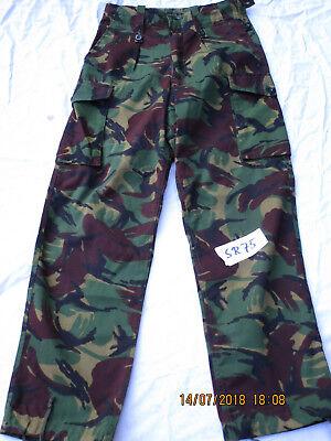 Trousers Combat Tropical, DPM Tropenhose,80er Jahre, Gr.80/76/92,XS-long #SR75
