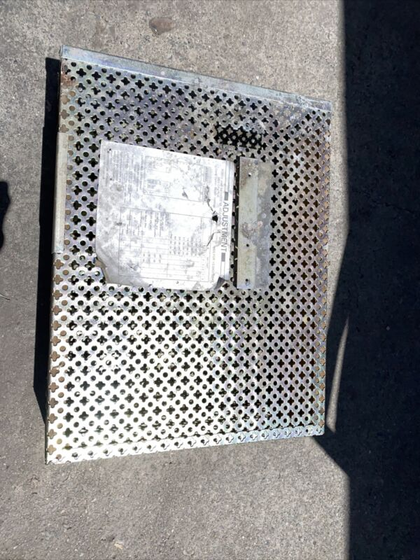 1980's NINTENDO PCB CAGE.