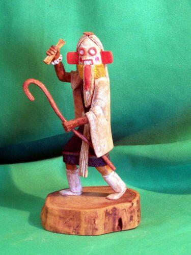 Hopi Kachina Doll - Cold Bringing Woman by Adrian Harry - Beautiful & Amazing!