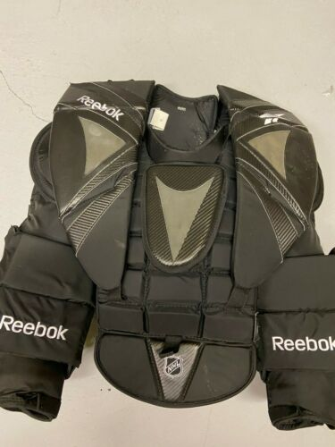 Reebok P1 Premier 1 Chest Protector SR Pro Size Medium C&A Chest & Arm