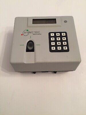 Biometric Identification Veriprint V21002m Fingerprint Scanner Reader