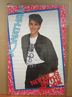 NKOTB NEW KIDS ON THE BLOCK PICTURE POSTER PRINT AMK508