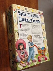 What to expect - The toddler years (as new) Goulburn Goulburn City Preview
