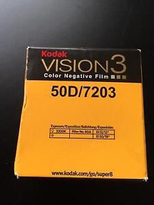 Kodak Vision 3 Color Negative 8mm Film Ultimo Inner Sydney Preview