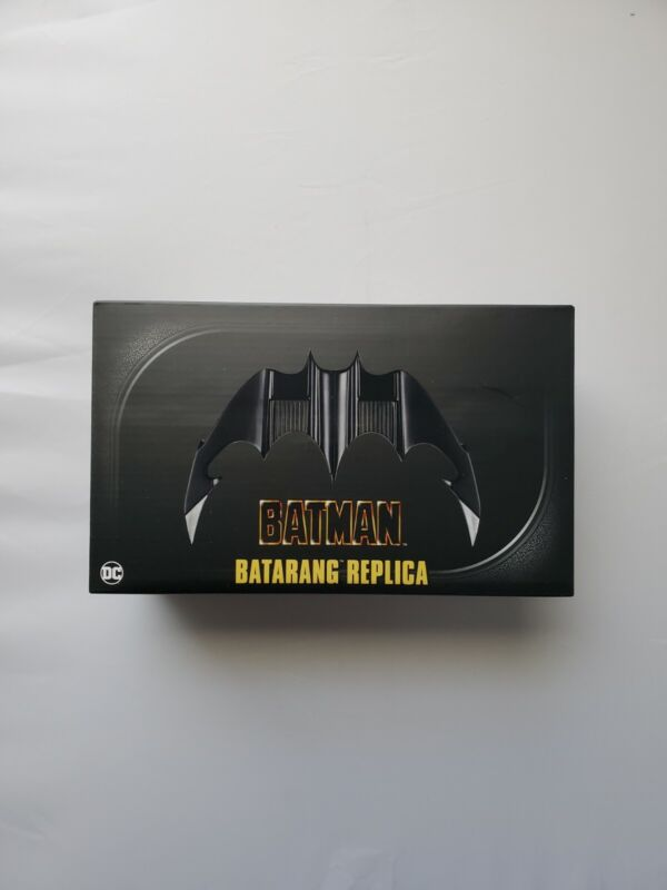 NECA Batman Batarang Replica 1989 Batman Movie 2021 NIB