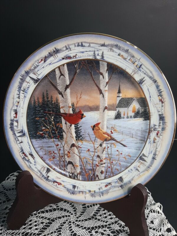 1993 Collector Plate Pine Grove