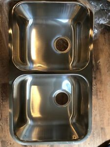 Brand new* Stainless steel large double sick