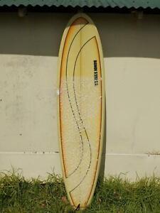 "7'2"" Surfboard Mini Mal"