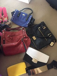 Bulk ladies clothing, shoes and handbags - size 16 or XL