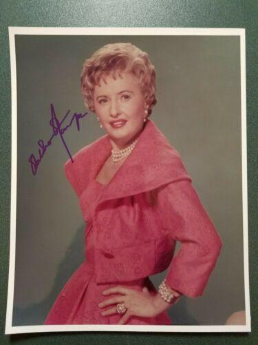 Barbara Stanwyck-signed photo-17 - JSA COA