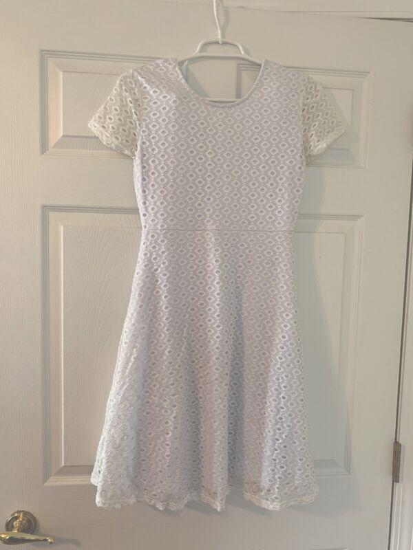 Nom Motherhood Womens Maternity Summer Dress, XS White