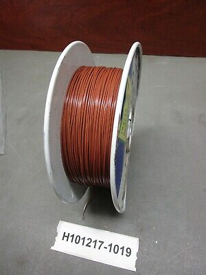 Alpha Wire 58557 22 Awg Coated Cu .010 Teflon Brown Awm 1213 2.00 10 Feet