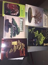 5 x Bonsai books, Australian native seeds & 2 pots Cecil Hills Liverpool Area Preview