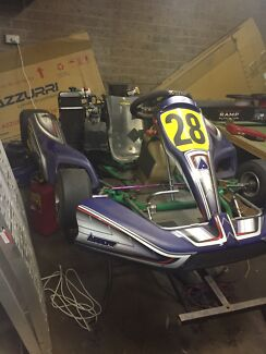 Arrow ax9 go kart Bayswater Knox Area Preview