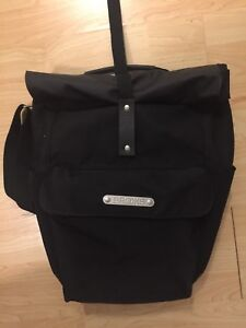 Brooks rear pannier