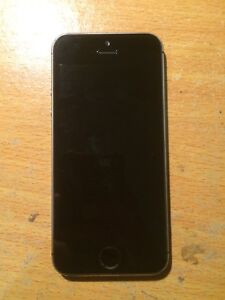 iPhone 5s 16gb Black Bell/Virgin