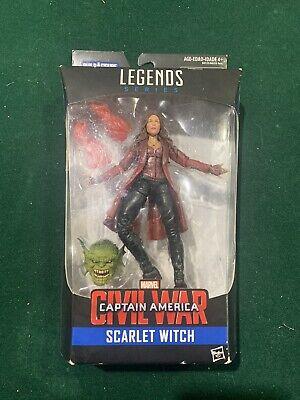 Marvel Legends Scarlet Witch Civil War