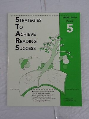 STARS Strategies to Achieve Reading Success Student Book 5