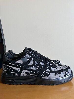 Nike Lunarforce 1 Digi Nrg Black Nike Af1 Low Prm Travis Scott Acronym Off White