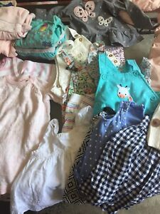 12 -18 month girl baby clothing