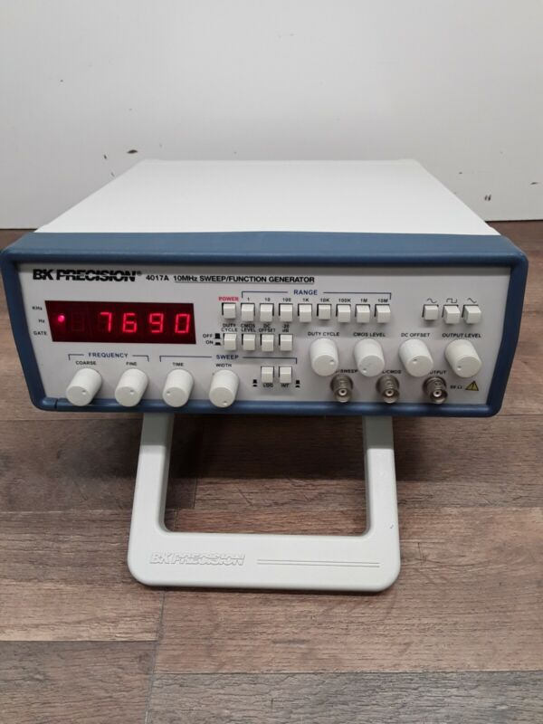 BK Precision Sweep Frequency Generator 4017A