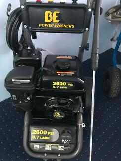 Pressure Cleaner, Water Blaster,  BE Power Washer
