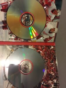 Detroit red wings Original Six disc Package
