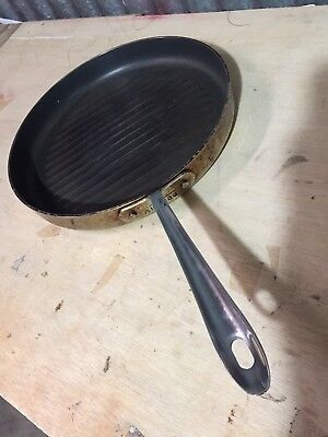 All Clad Griddle Pan - ALL CLAD 12 INCH ANODIZED NONSTICK frypan pan GRIDDLE skillet cookware frying