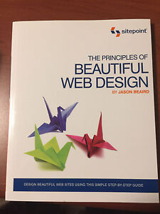 The Principles of Beautiful Web Design (SitePoint)