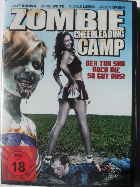 Zombie Cheerleading Camp - Hübsche Frauen als Untote Blutsauger - Wald, Bestie