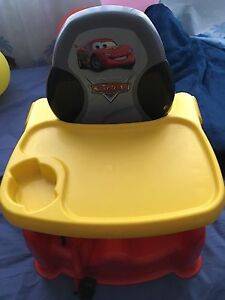 Cars booster seat Moorooka Brisbane South West Preview