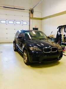2011 BMW X5 M series with 555HP
