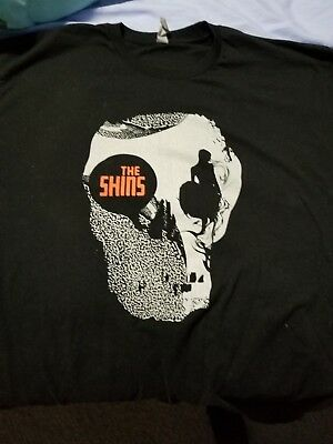 HARD TO FIND, THE SHINS SPRING TOUR 2012 SIZE XL BLACK, FREE SHIPPING