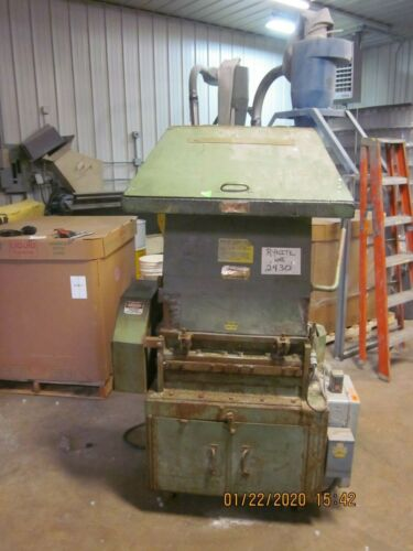 "12"" x 24"" IMS Granulator or Grinder"