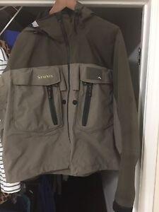 Simms G3 Wading Jacket