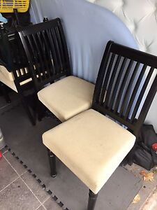 Dining chairs Sans Souci Rockdale Area Preview